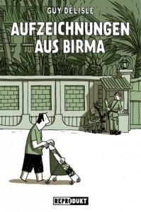 Aufzeichnungen aus Burma - Buch