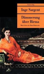 Dämmerung über Birma - Buch